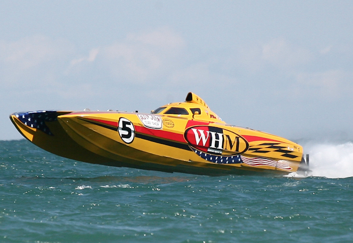 Super Boat Int'l To Start Season At New Race Site