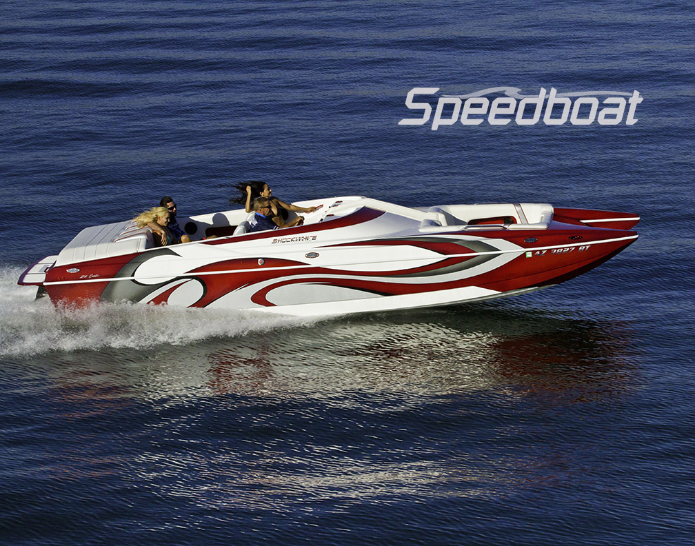 2015 Test Boat Shockwave 26 Cat