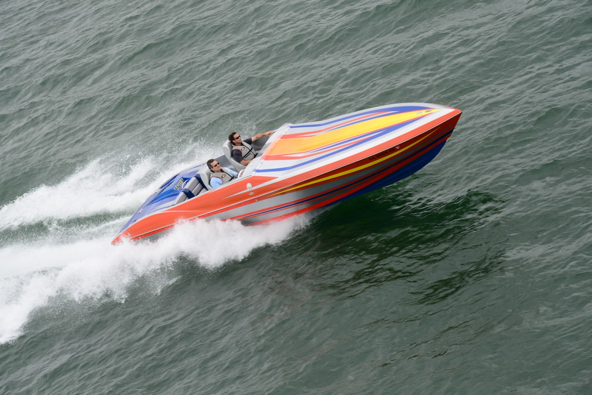 Poker Run to Benefit Meals on Wheels – Speedboat Magazine